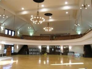 Whitman Interior-Historic